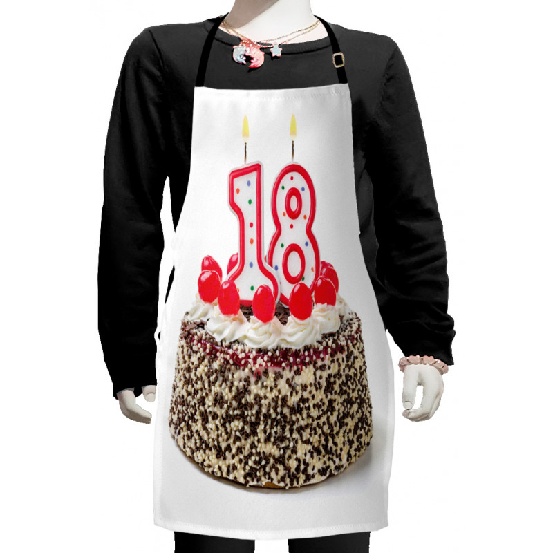 18 Party Kids Apron