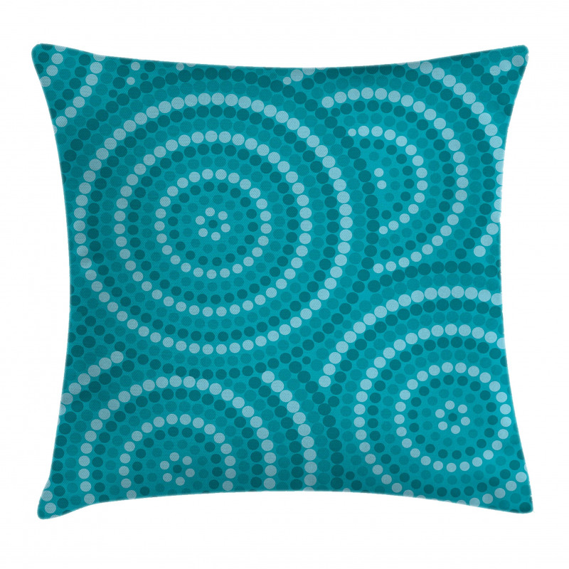 Abstract Australian Dots Pillow Cover