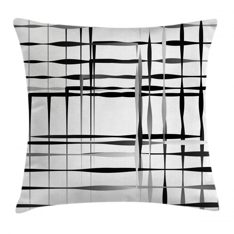 Abstract Art Geometric Pillow Cover