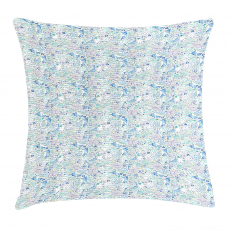 Seaurchind Starfish Pillow Cover