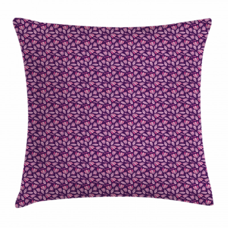 Revival Season Petals Pillow Cover