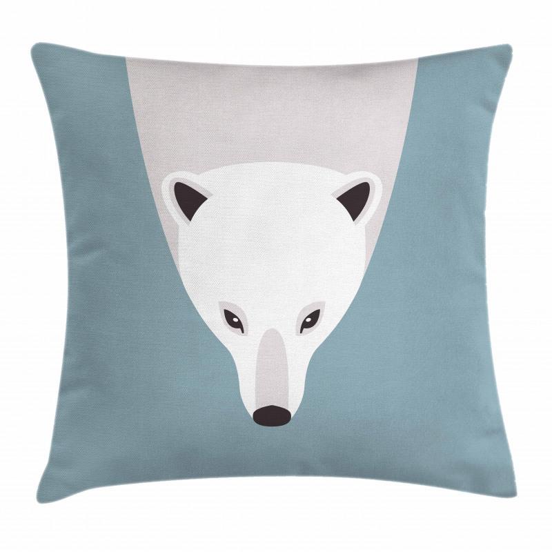 Flat Design Pillow Cover