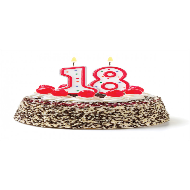 18 Party Mug