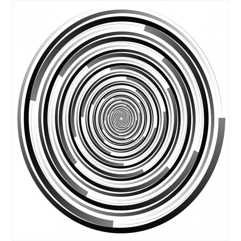 Abstract Art Spirals Duvet Cover Set