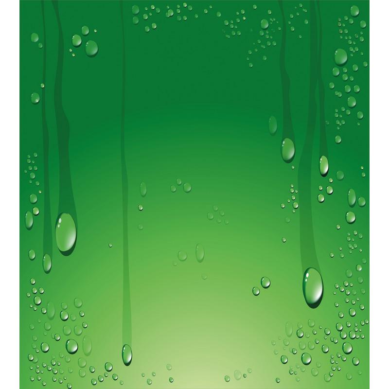 Abstract Art Water Drops Duvet Cover Set