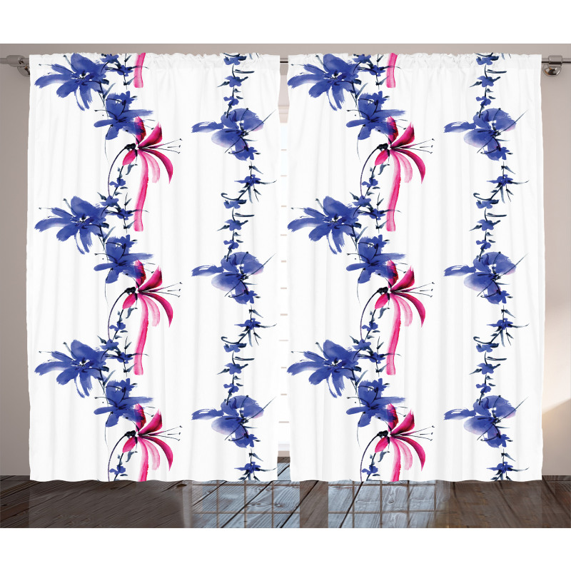 Native Effect Curtain