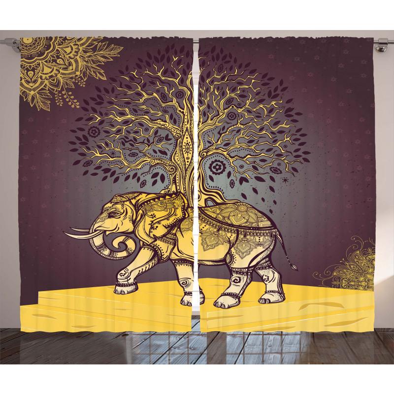 Nature Curtain