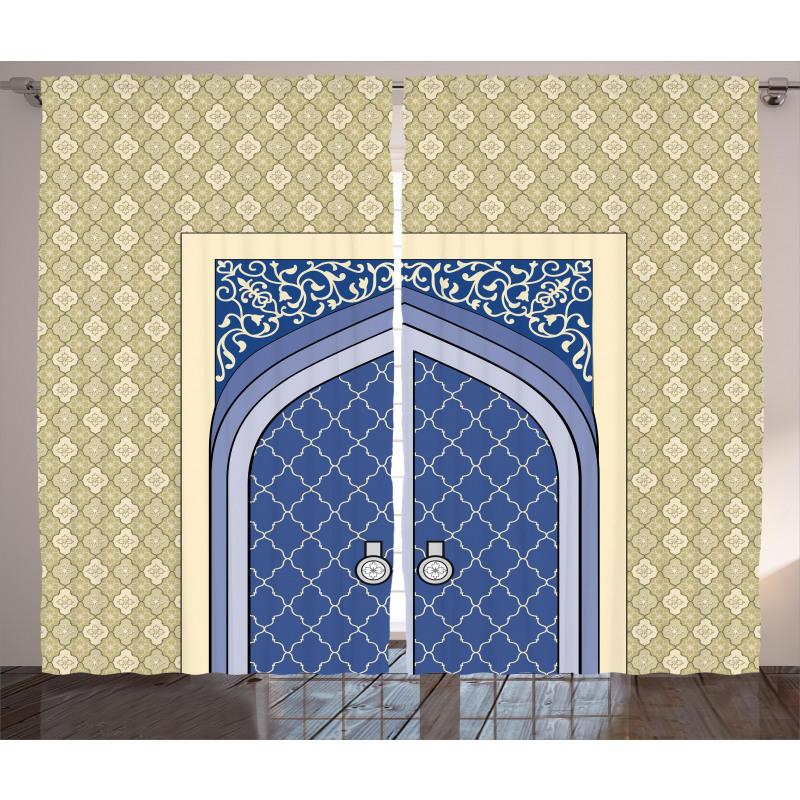 Persian Ottoman Culture Curtain