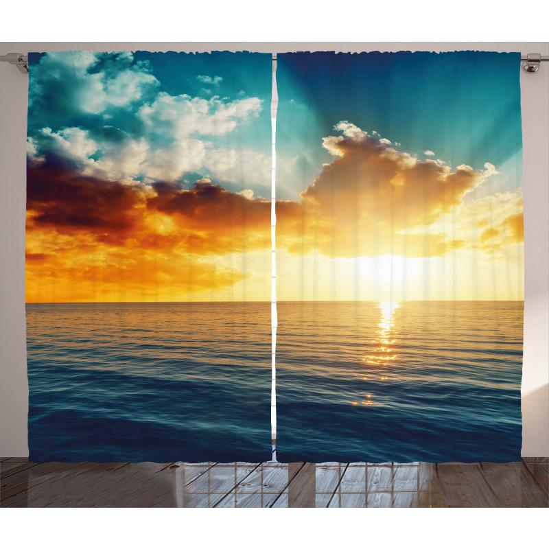 Horizon Panorama Curtain