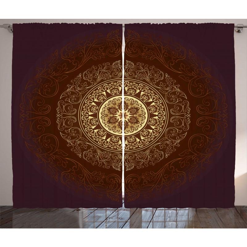 Spiritiual Culture Curtain