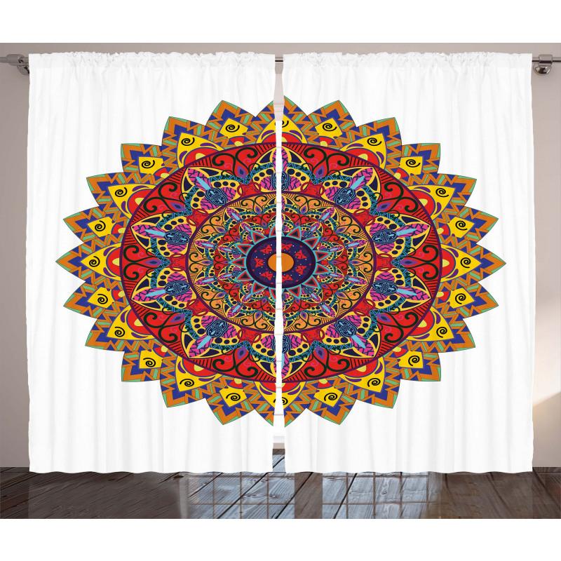 Hippie Bohem Curtain