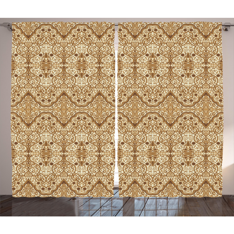 Middle Eastern Curtain