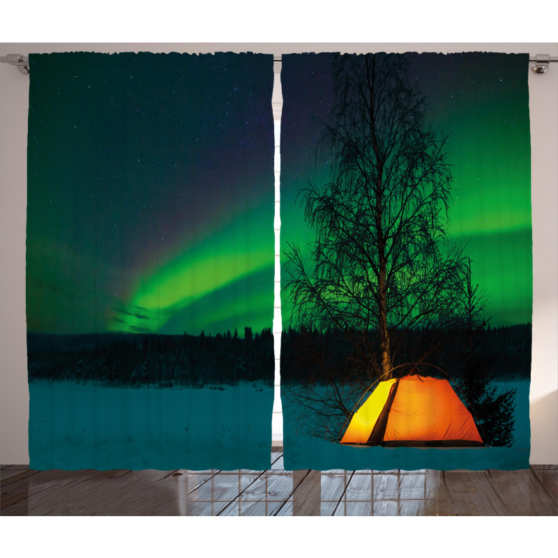 Camping Tent Field Curtain