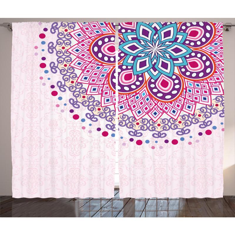 Ornamental Curtain