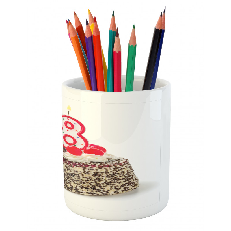 18 Party Pencil Pen Holder