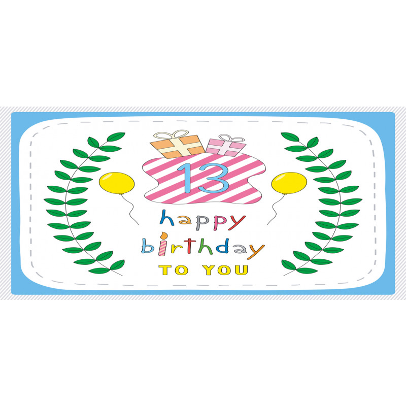 13th Birthday Gifts Pencil Pen Holder