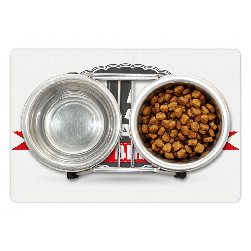 15 Emblem Pet Mat