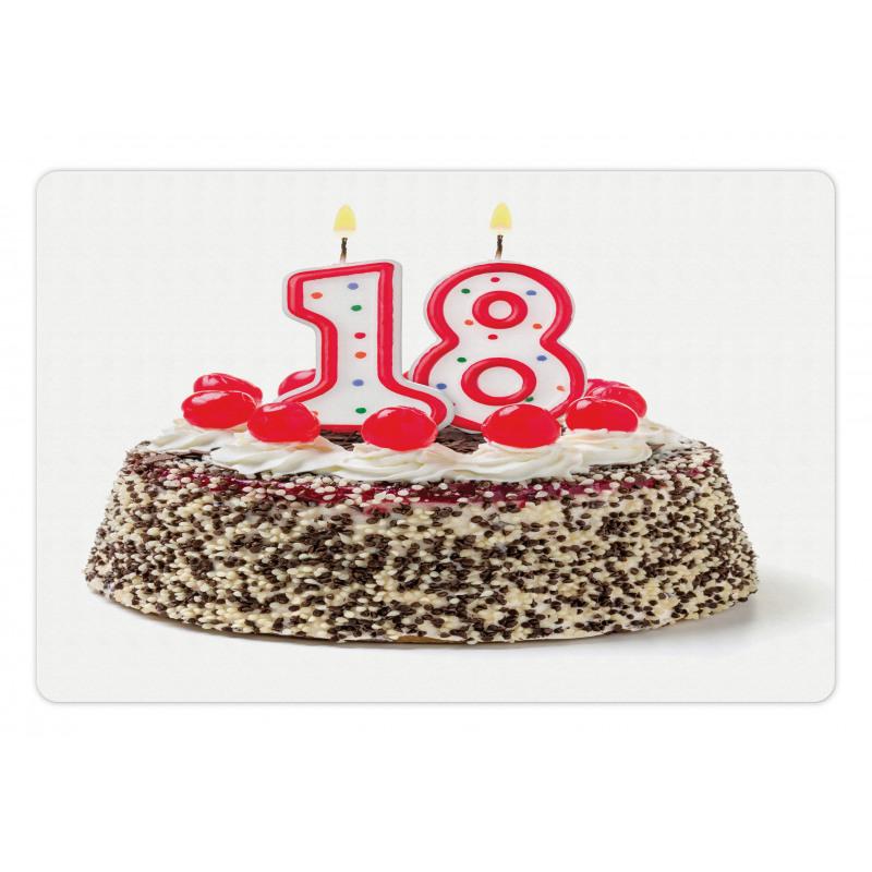 18 Party Pet Mat