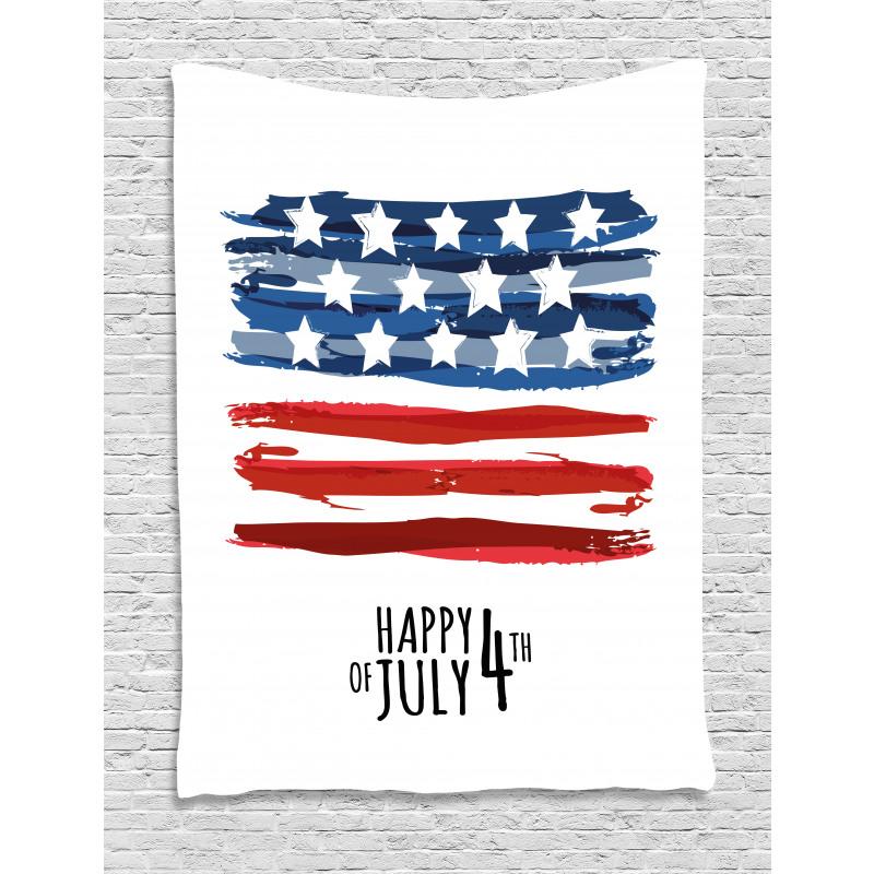 US Flag Tapestry
