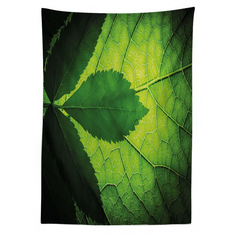 Brazilian Tree Leaf Eco Tablecloth