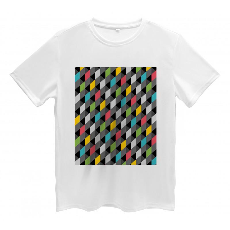 Abstract Art Style Men's T-Shirt