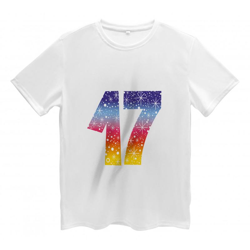 17 Party Men's T-Shirt