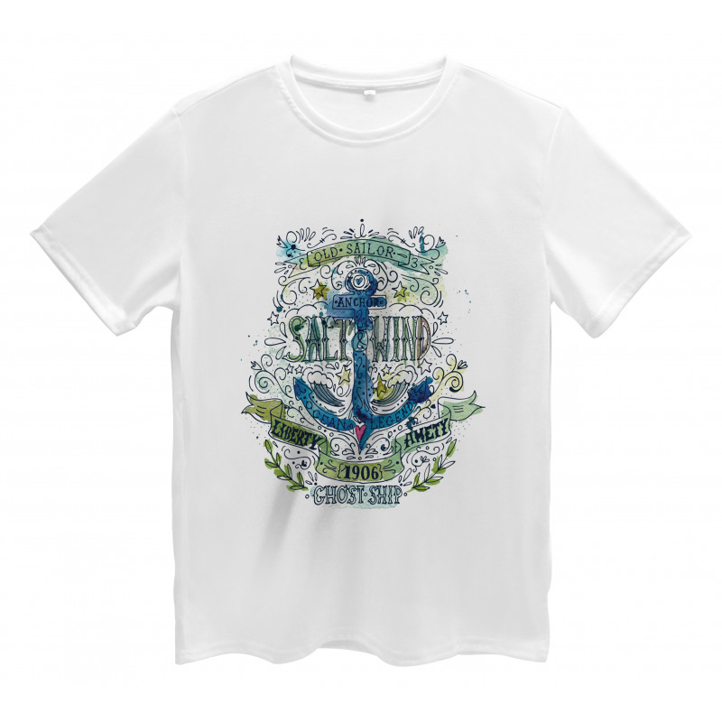Ocean Anchor Men's T-Shirt