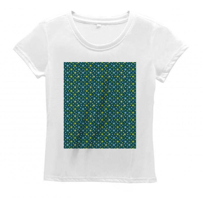 Abstract Art Modern Ornament Women's T-Shirt