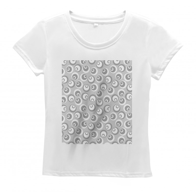Abstract Art Modern Women's T-Shirt