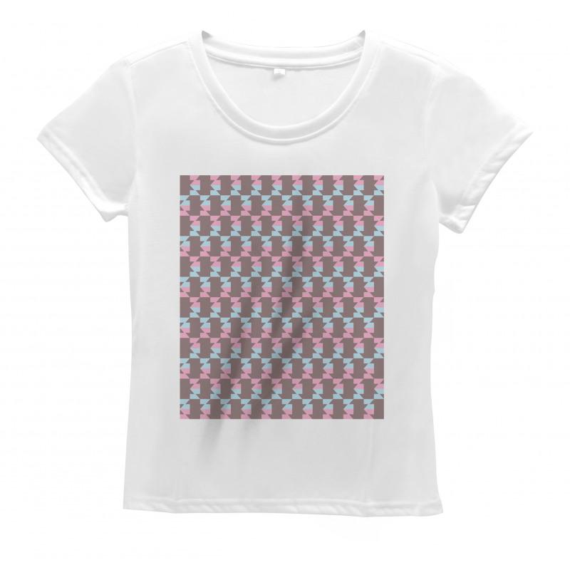 Abstract Arrow Design Women's T-Shirt