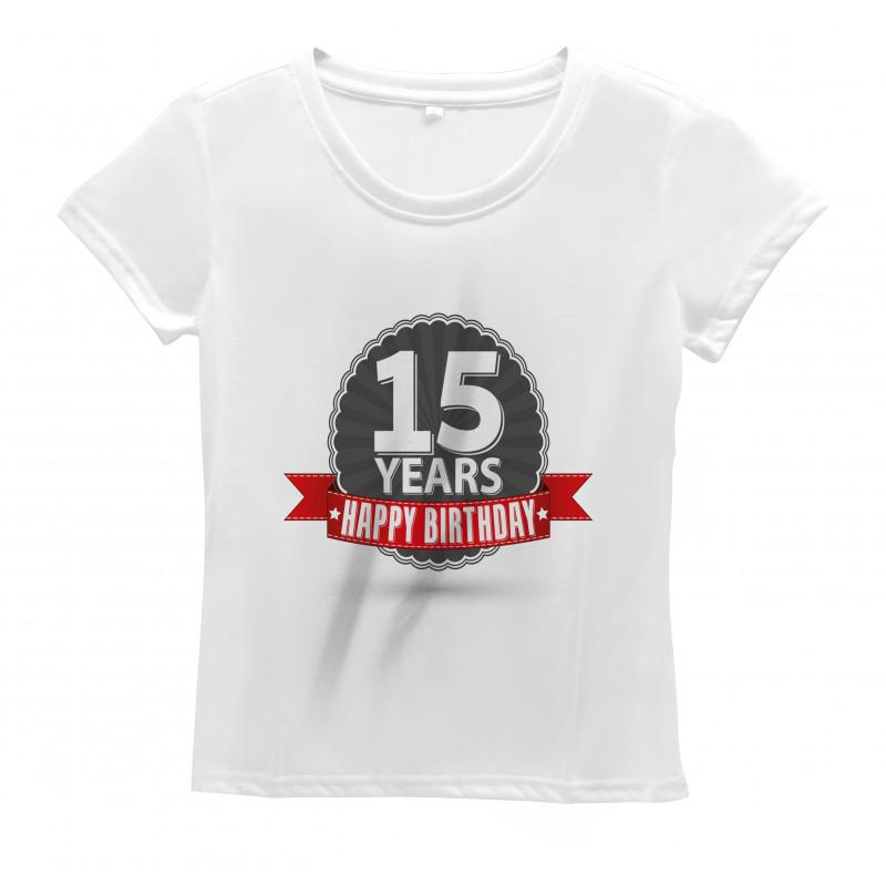 15 Emblem Women's T-Shirt