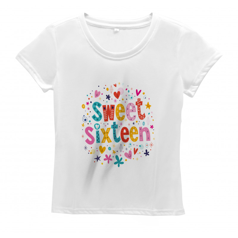 16 Blossoms Women's T-Shirt